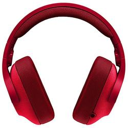 Logitech Casti gaming G433 surround 7.1, Red