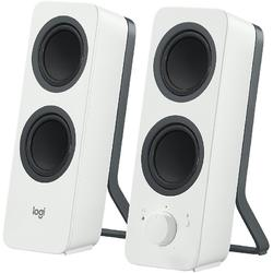 Logitech Boxe PC stereo Z207, bluetooth, white