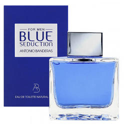 Antonio Banderas Blue Seduction Eau de Toilette 100ml