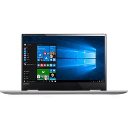 Laptop 2-in-1 Lenovo 13.3'' Yoga 720, FHD IPS Touch,  Intel Core i7-8550U , 8GB DDR4, 512GB SSD, GMA UHD 620, Win 10 Home, Platinum Silver
