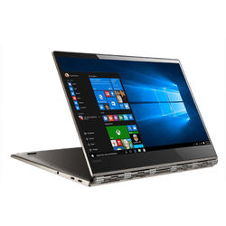 "Laptop 2-in-1 Lenovo 13.9"" Yoga 920, FHD IPS Touch, Intel Core i7-8550U , 8GB DDR4, 512GB SSD, GMA UHD 620, Win 10 Home, Bronze"