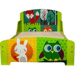 U-Grow Patut junior red Fox & Owl UMPJ01-FOX