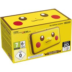 NINTENDO NEW 2DS XL CONSOLE PIKACHU EDITION - GDG