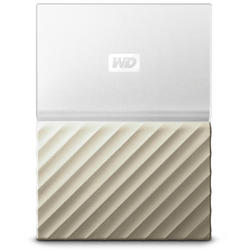 Western Digital HDD Extern My Passport Ultra 2,5'' 3TB Gold
