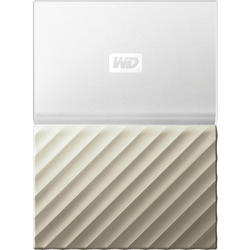 Western Digital HDD Extern My Passport Ultra 2,5'' 2TB Gold