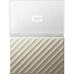 WDC HDD Extern My Passport Ultra 2,5'' 1TB Gold