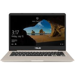 Ultrabook ASUS 14'' VivoBook S14 S406UA, FHD,  Intel Core i5-8250U , 8GB, 256GB SSD, GMA UHD 620, Win 10 Home, Icicle Gold