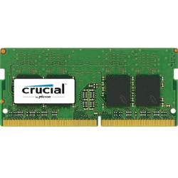 Memorie notebook Crucial 16GB, DDR4, 2133MHz, CL15, 1.2v, Dual Rank x8