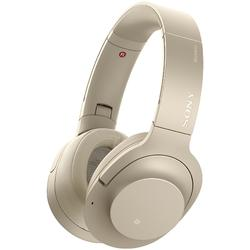 Sony Casti WH-H900NN, Noise Canceling, Hi-Res, Wireless, Bluetooth, NFC, Crem