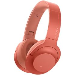 Sony Casti WH-H900NR, Noise Canceling, Hi-Res, Wireless, Bluetooth, NFC, Rosu