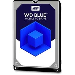Hard disk notebook Western Digital Blue, 1TB, SATA-III, 5400 RPM, cache 8MB, 7 mm