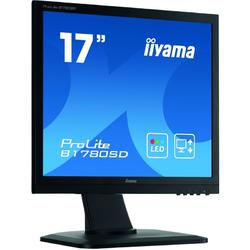 Monitor LED IIyama ProLite B1780SD-B1 17 inch 5ms black