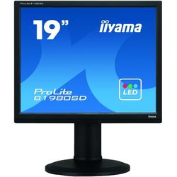 Monitor LED IIyama ProLite B1980SD-B1 19 inch 5ms black