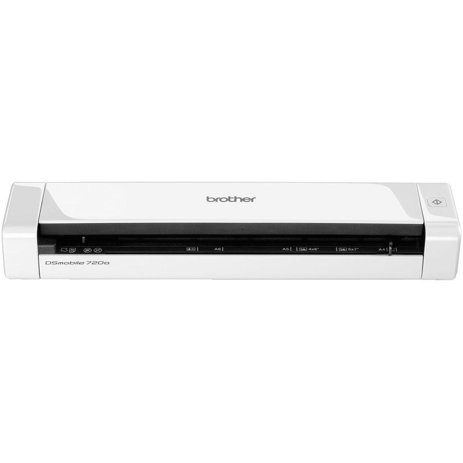 Scanner mobil Brother DS-720D A4 poza 2021