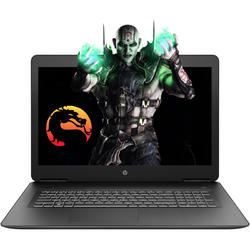 Laptop HP Gaming 17.3'' Pavilion 17-ab303nq, FHD IPS,  Intel Core i7-7700HQ , 12GB DDR4, 1TB + 128GB SSD, GeForce GTX 1050 Ti 4GB, FreeDos
