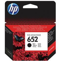 HP Cartus 652 Black