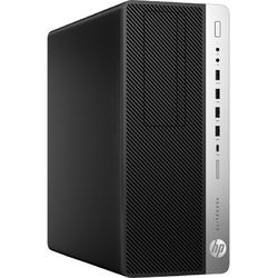 Sistem desktop  HP EliteDesk 800 G3 Tower, Intel Core i5-7500 3.4GHz , 16GB DDR4, 500GB HDD + 128GB SSD, GeForce GT 730 2GB, Win 10 Pro
