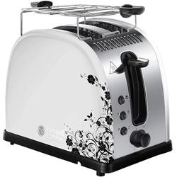 Russell Hobbs Prajitor de paine 21973-56 Legacy Floral, 1300 W, alb