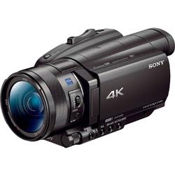 Video camera Sony FDR-AX700, Handycam 4K HDR(HLG)