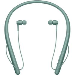 Casti in ear Sony WI-H700G, HI-Res, Wireless, Bluetooth, NFC, Verde