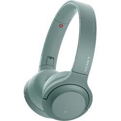 Casti Sony WH-H800G, Hi-Res, Wireless, Bluetooth, NFC, Verde