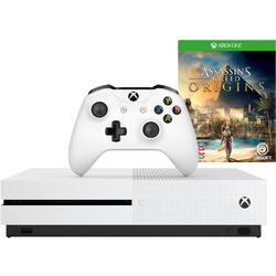 Consola Microsoft Xbox One Slim 500 GB + Joc Assassin's Creed Origins + extra controller