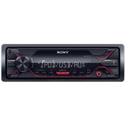 Radio MP3 Player auto Sony DSXA210UI, 4 x 55 W, USB, AUX, Rosu