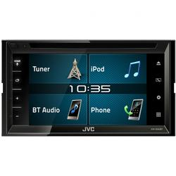 JVC Multimedia Player auto KW-V340BT, 6.8 inch, Bluetooth, K2 Technology 50W x 4
