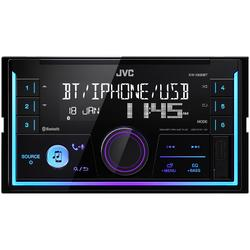 JVC Player auto KW-X830BT, 2DIN, 4x50W, USB, AUX, Bluetooth, Culori variabile