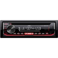 Radio CD auto JVC KD-R792BT, 4 x 50W, USB, AUX, Bluetooth, Subwoofer control