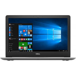 Laptop DELL 13.3'' Inspiron 5370 (seria 5000), FHD, Intel Core i3-7130U , 4GB DDR4, 128GB SSD, GMA HD 620, Win 10 Pro, Silver