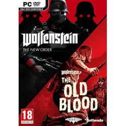 WOLFENSTEIN THE NEW ORDER & WOLFENSTEIN THE OLD BLOOD PACK - PC