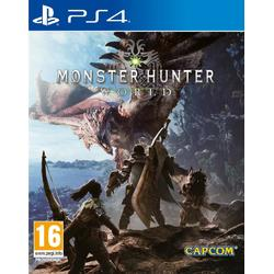 CAPCOM MONSTER HUNTER WORLD - PS4