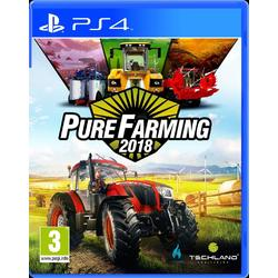Techland PURE FARMING 18 - PS4