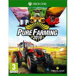 Techland PURE FARMING 18 - XBOX ONE