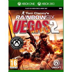 RAINBOW SIX VEGAS 2 – XBOX360 (XBOX ONE COMPATIBLE)