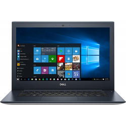 Laptop Dell Vostro 5471, 14 inch FHD, Intel Core i5-8250U, 8GB DDR4, 1TB HDD + 128GB SSD, AMD Radeon 530 ,  Win 10 Pro