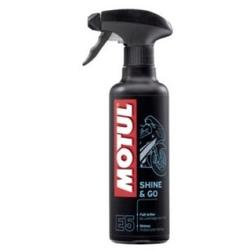 Spray Luciu, Motul, Shine & Go, 400Ml