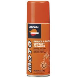 Spray degripant Moto Brake & Parts Contact Cleaner- 400 Ml Repsol