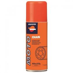 Spray Ungere Lant MOTO CHAIN LUBE- 400 ML Repsol