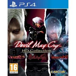 CAPCOM DEVIL MAY CRY HD COLLECTION - PS4