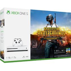 Consola Microsoft Xbox One S 1TB + PLAYERUNKNOWN'S Battlegrounds