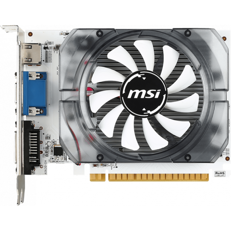 Placa video MSI GeForce GT 730 OCV1 2GB DDR3 64-bit