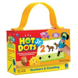 Educational Insights Hot Dots Junior - Numbers & Counting