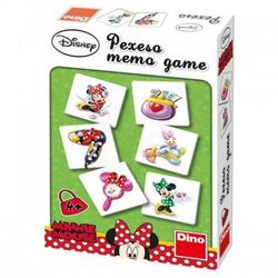 Dino Toys Minnie Mouse - Memo Game
