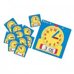 Learning Resources Table Clock