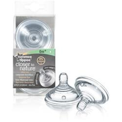Tommee Tippee Closer to Nature Slow Flow Teats