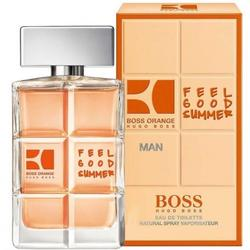 Hugo Boss Orange for Men Feel Good Summer Eau de Toilette 100ml
