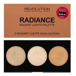 Makeup Revolution London Paleta corectoare Highlight Radiance