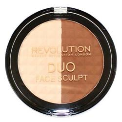 Makeup Revolution London Paleta corectoare Duo Face Sculpt